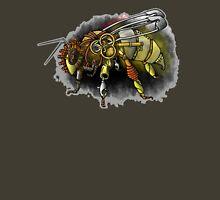 Tampered Temper: Steampunk Honeybee Unisex T-Shirt