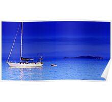 Serene Seas Poster