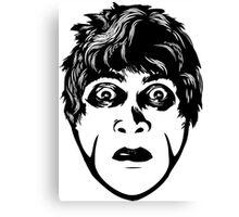 Dr Caligari Original Face Canvas Print
