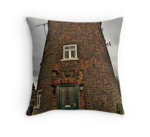 The Round House Throw Pillow