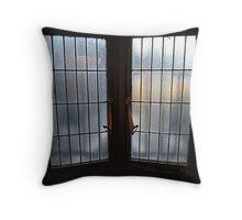 MacKintosh Window Throw Pillow