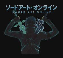 Sword Art Online by velawesomraptor