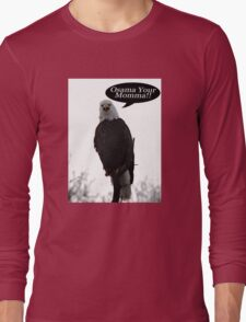 Find Osama Long Sleeve T-Shirt