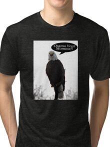 Find Osama Tri-blend T-Shirt