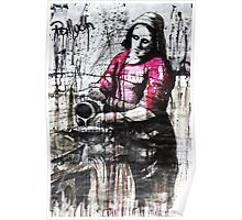 milk woman Poster