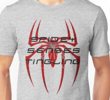 Spidey senses tingling- Spiderman Unisex T-Shirt