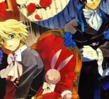 Pandora hearts Sticker