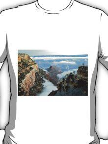 Otherworldly Grand Canyon Sunrise In Arizona  T-Shirt