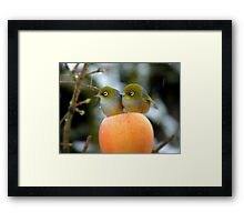 Hun..What Time Is The Parade Supposed To Start? - Silver-Eye - NZ Framed Print