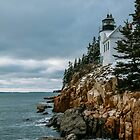 Bass Harbor Lighthouse by Bethany Helzer