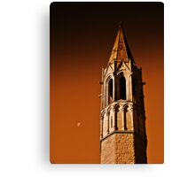 The Dark Tower Canvas Print