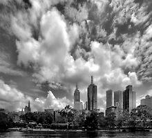 Melbourne - Through My Eyes by Paul Louis Villani