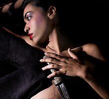 Caress by Kenrick Rampial