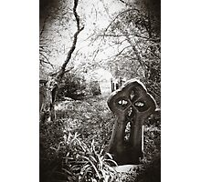 Newtown Cemetery Photographic Print