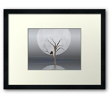 The Strong Survive Framed Print