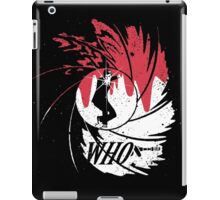 From Gallifrey With Love iPad Case/Skin