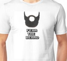 Fear The Beard - Basketball - James Harden Unisex T-Shirt