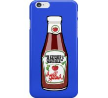 Is Ketchup A Vegetable? iPhone Case/Skin