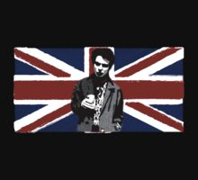 Punk is Not Dead - Sid Vicious - Sex Pistols - Union Jack T-Shirt