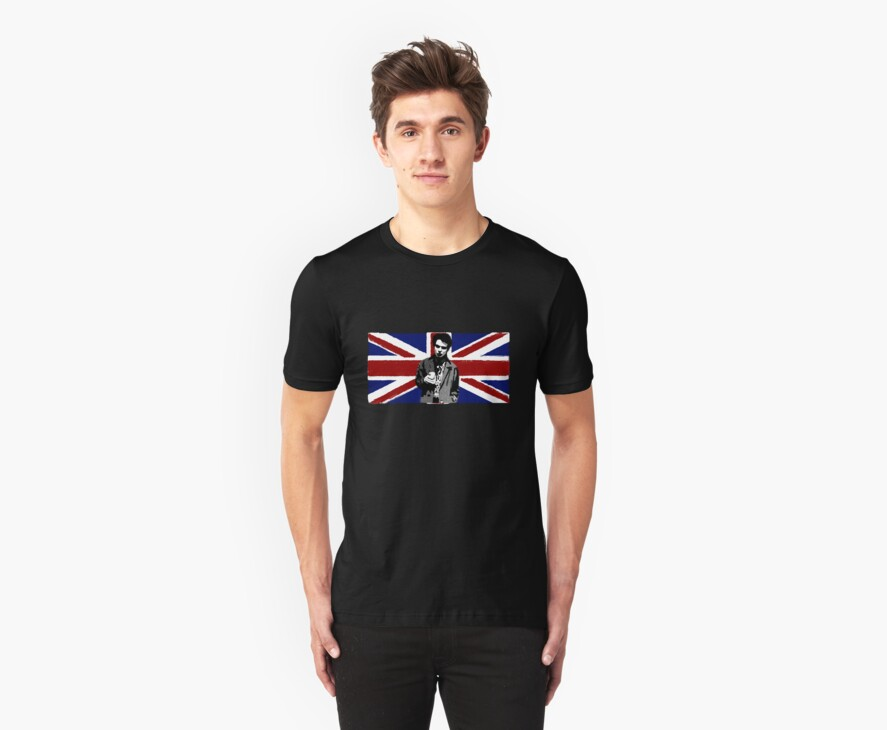 Punk is Not Dead - Sid Vicious - Sex Pistols - Union Jack by Mark Wilson