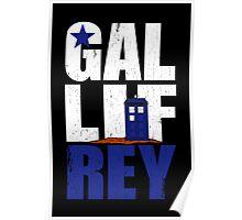 Time Lord Republic of Galifrey Poster