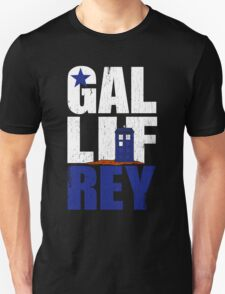 Time Lord Republic of Galifrey T-Shirt