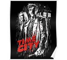 Time City Poster