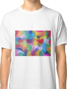 """""""In a Dream No.2"""" original abstract artwork by Laura Tozer Classic T-Shirt"""