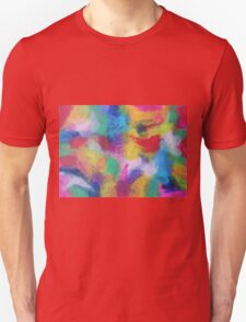 """In a Dream No.2"" original abstract artwork by Laura Tozer Unisex T-Shirt"