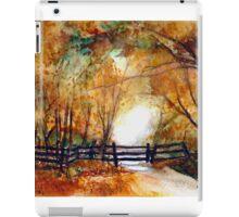 Sleepy Hollow iPad Case/Skin