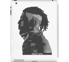 Flatbush Zombies Print - Meechy Darko iPad Case/Skin