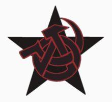 Anarcho Communist Symbol by FM-Fashion