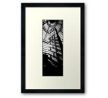 Melbourne Tower Framed Print