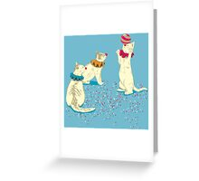 The Cutest Show on Earth Greeting Card