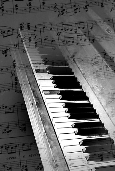 The Piano by Angela Stewart