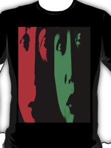 RED FACE/GREEN FACE T-Shirt