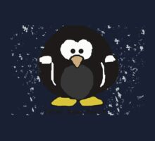 Personalised Penguin  One Piece - Short Sleeve