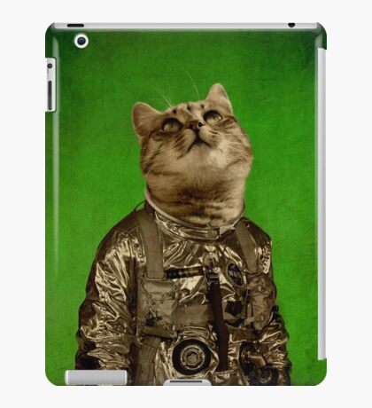 Up there is my home green iPad Case/Skin