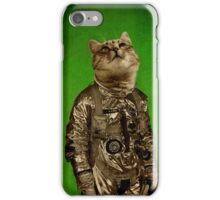 Up there is my home green iPhone Case/Skin