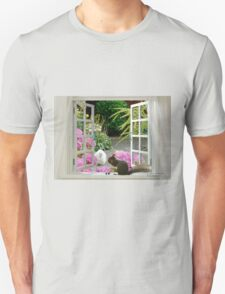 Snowdrop the Maltese & Harrry the Squirrel T-Shirt