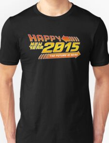 Back to the 2015 T-Shirt
