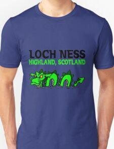 LOCH NESS Unisex T-Shirt