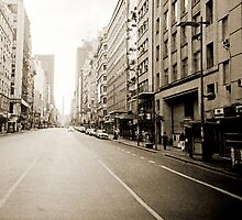 Downtown Lomo Argentina by Juilee  Pryor