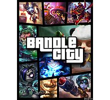 Bandle City (GTA Style) Photographic Print