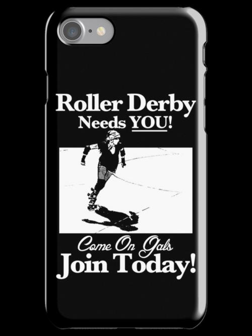 Roller Derby Recruiter by John Perlock