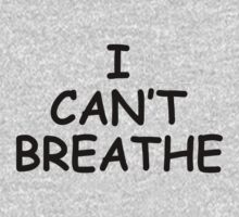 I CAN'T BREATHE - LeBron James, Kyrie Irving RIP Eric Garner by shirtsforshirts