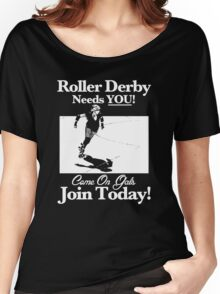 Roller Derby Recruiter Women's Relaxed Fit T-Shirt