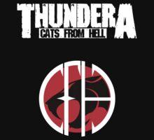Thundera One Piece - Short Sleeve