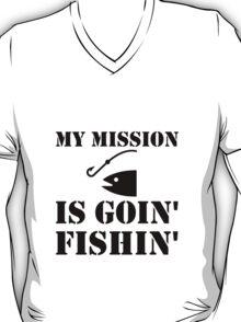 My Mission Fishing T-Shirt