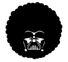 Funk Vader Photographic Print